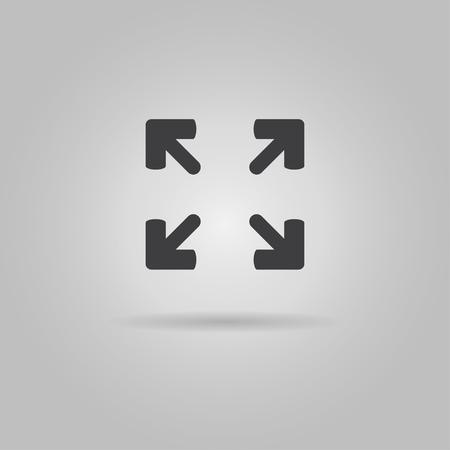 4 arrow pictogram refresh reload rotation loop sign set.