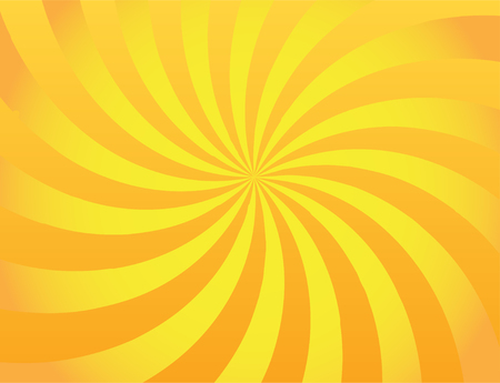 shiny sun vector ray background Illustration