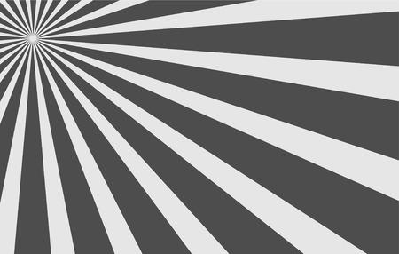 Grey Texture Background With Sunburst, Illustration