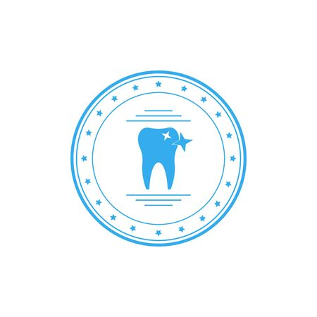 dental clinic vector tooth icon