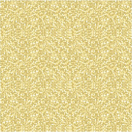 Abstract gold background with dots. Halftone effect, vector illustrations.  イラスト・ベクター素材