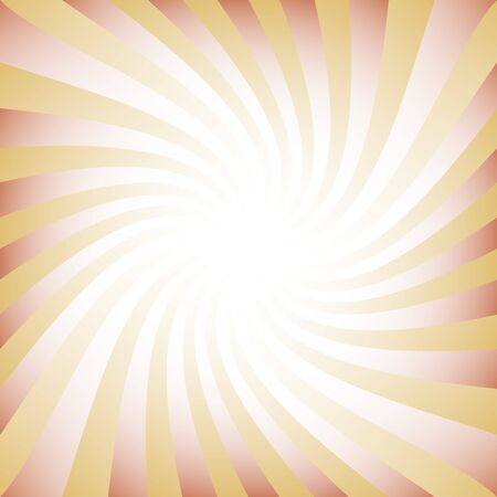 sun with rays star burst television vintage background 向量圖像