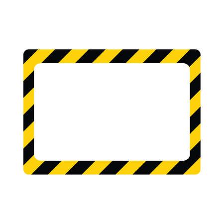 Outline warning icon. warning sign, Important notification, urgent attention, caution error. Vector illustration 向量圖像