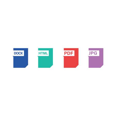 New folder file. Add attach create folder make new plus. Vector icon illustration 向量圖像