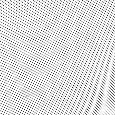 Abstract black vector wavy diagonal lines for prints, web and posters. Vector illustration 版權商用圖片 - 168396610