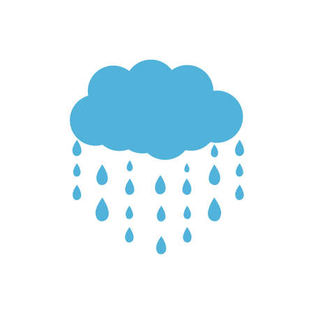 Cloud and sun icon. Cloud and rain icon. Cloud and snow icon designs.