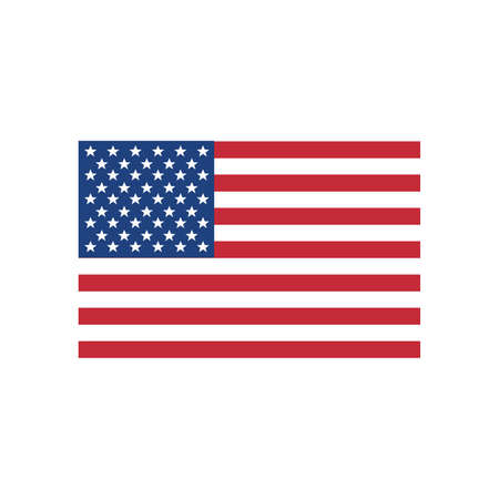USA digital design, vector illustration eps 10 black and color version