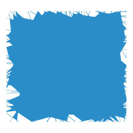 Grunge blue texture background abstract isolated stock vector design template easy to use