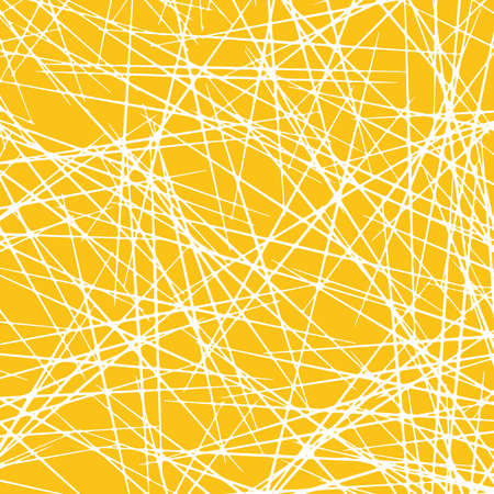 Abstract background is made by stylized yellow tone grid. 向量圖像