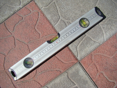 measuring instrument: level measuring instrument is a device for measuring the flatness of any surface.