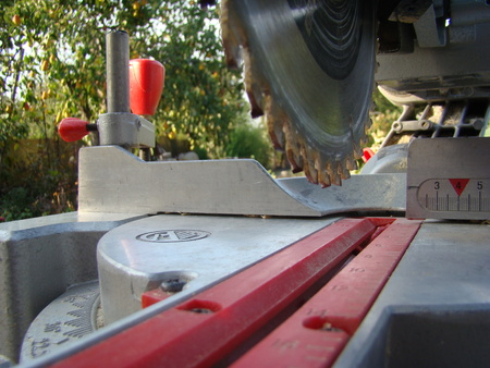 miter: disk compound miter saw electric household semi-professional