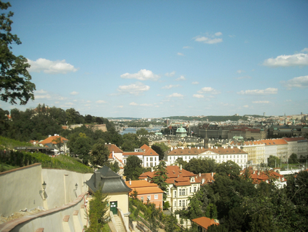megacity: Prague-a city in and the capital of the Czech Republic