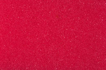 spongy: Red spongy macro texture background Stock Photo