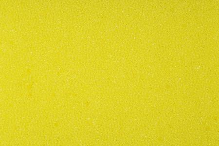 spongy: Yellow spongy macro texture background