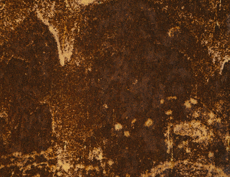sheet metal: Abstract pattern formed by rust on metal. Background of rusty metal Stock Photo