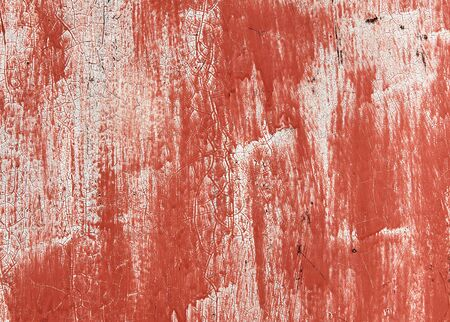 Grunge abstract background with red texture and copy space
