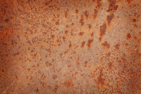 paint wall: Texture of rusty metal Stock Photo