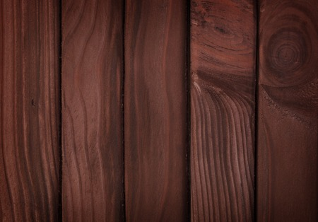 treated board: Brown wood plank wall texture background