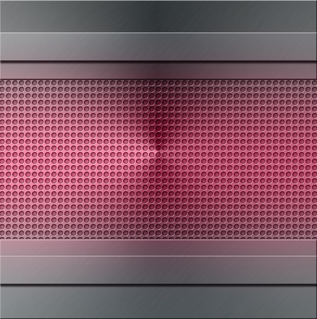 metal grid: abstract metal grid background