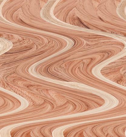 holey: Wooden decorative seamless pattern Stock Photo