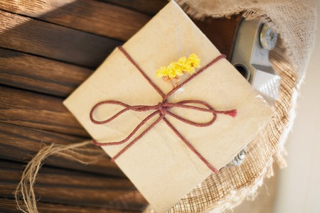 pack string: ift Packing Present Creative Ideas Simplify Concept