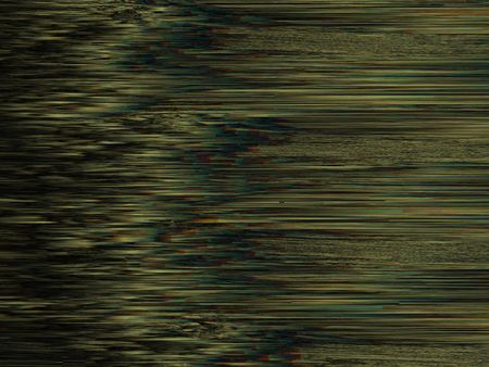 Glitched abstract  green, vector background.Digital decay, signal error, television fail. Trendy design for print poster, brochure cover, website and other projects