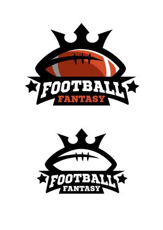 American football fantsy. Two options.