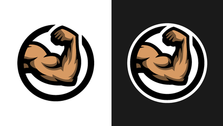 Biceps sign, two options.