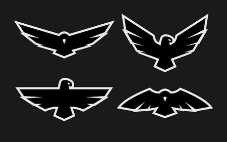 Eagle icon.