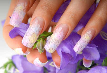art manicure photo