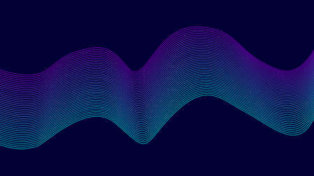 Abstract hatching gradient background. Broken texture explosion. Abstract vertical gradient halftone with falling bits. Vector illustration