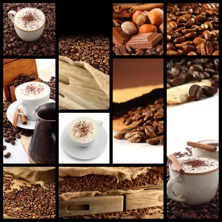 coffee varieties wallpaper photo