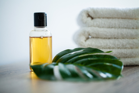 Spa Relax And Healthy Care. Healthy Concept. Natural domestic products for skincare Stock Photo