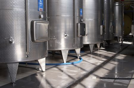 Manufacture of wine.