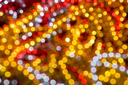 Abstract Light Unfocused. Stock Photo - 8045254