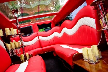 Luxury Limo (Interior)