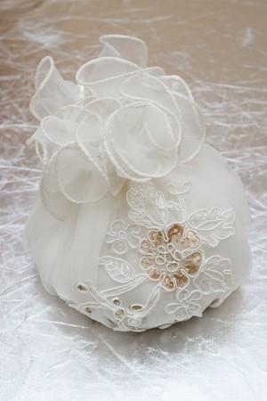 Wedding handbag Stock Photo - 8050391