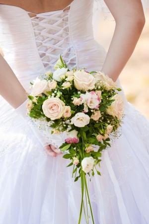 Wedding Bouquet 写真素材