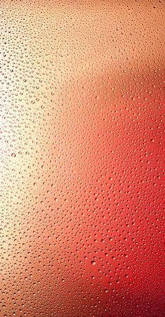 Abstract Water Drops Background