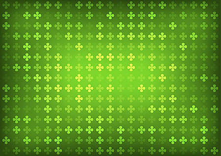 clover background: Abstract vector background
