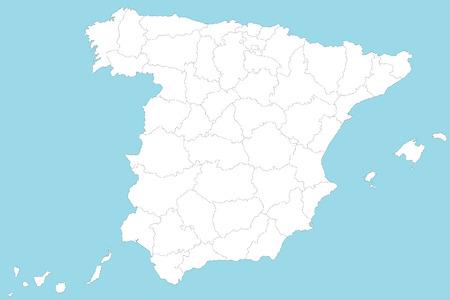 majorca: Map of Spain