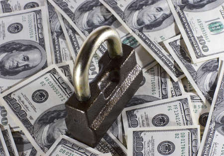 avidity: The lock which is located on money