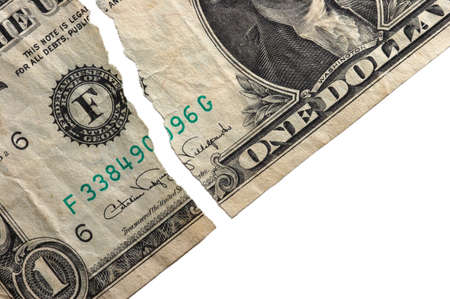 avidity: old ripped dollar