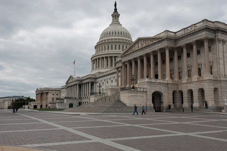 U S  Capitol Building in Washington DC