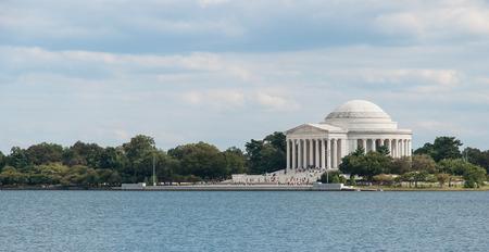 Thomas Jefferson Memorial Washington Redakční