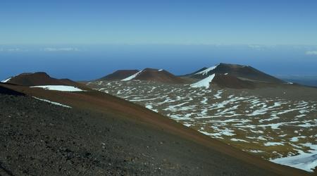 Mauna Keas cones