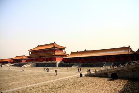 emperor of china: forbidden city
