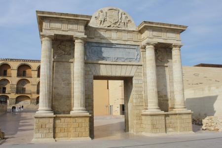 Gate Bridge in Cordoba - Spain