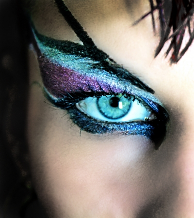 Punk eye