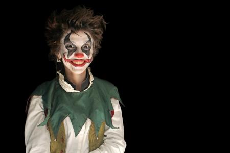 clown circus: Clown